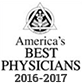 America's Best Physicians 2016-2017