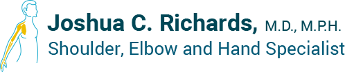 Joshua C. Richards, M.D., M.P.H. - logo